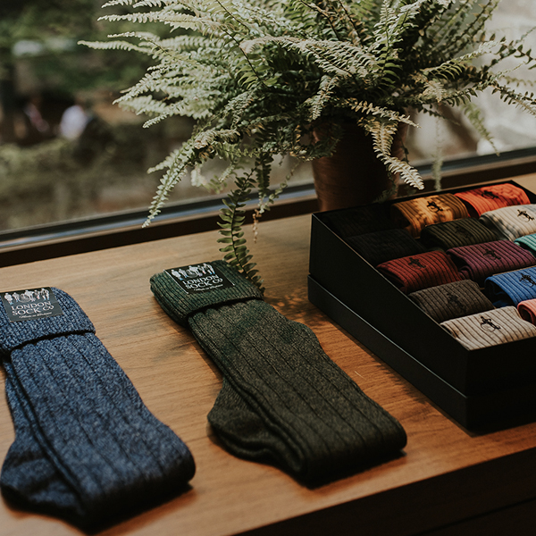 LONDON SOCK CO - MADE IN BRITAIN COLLECTIVE