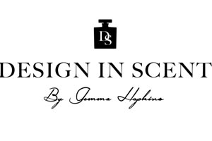 DESIGN IN SCENT LOGO